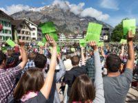 Ελβετία : Δημοψήφισμα για την αλλαγή του τρόπου δημιουργίας του χρήματος