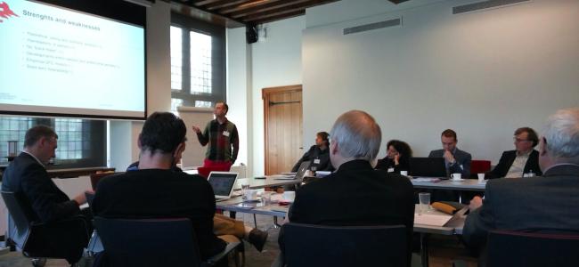 Χάγη: Συνέδριο εξέχοντων ερευνητών για το σύστημα Sovereign Money (Κρατικό Χρήμα)